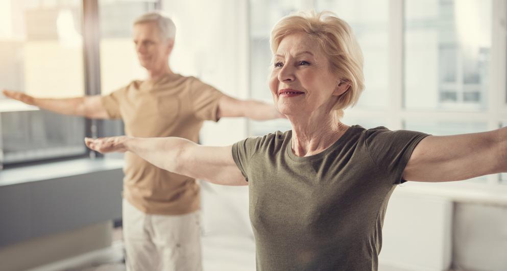 Importanza del movimento nella demenza